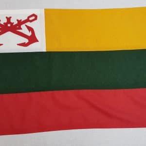 Istorinė LBS vėliava